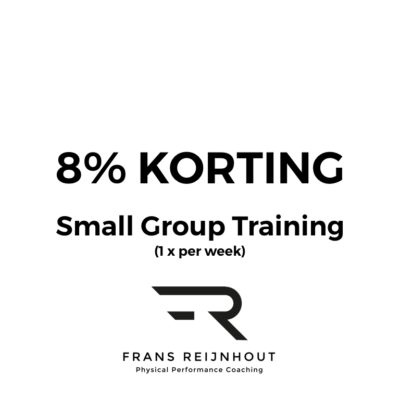 Small Group Training (1 x per week) | Personal Training Amersfoort