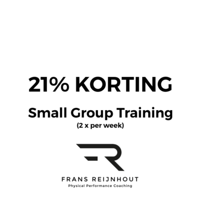 Small Group Training (2 x per week) | Personal Training Amersfoort