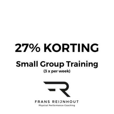 Small Group Training (3 x per week) | Personal Training Amersfoort