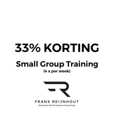 Small Group Training (4 x per week) | Personal Training Amersfoort